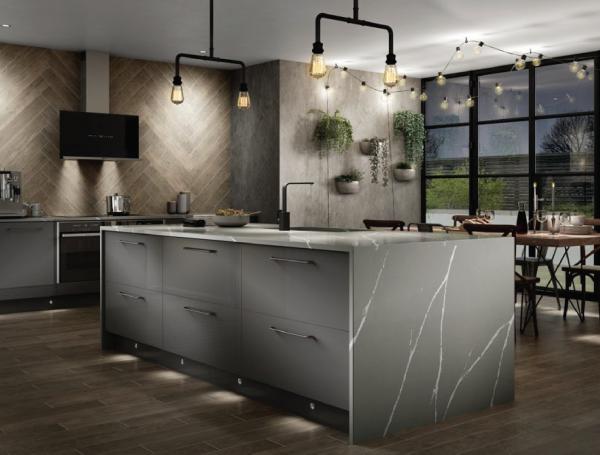 Esker kitchen – Graphite