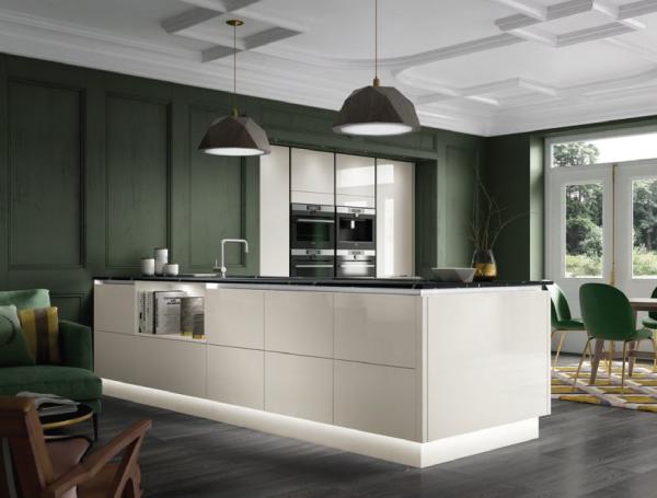 Glencoe kitchen – White